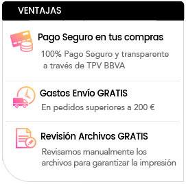 Ventajas de Walltoprint: Pedidos gratuitos y revision gratuita de archivos a particulares y profesionales.jpg